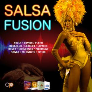 ritmos fusion para la salsa